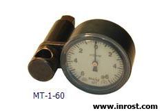 Ключ динамометрический МТ-1-60Нм ц-2,5Нм 6кГм.